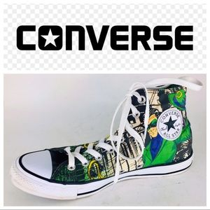 """Converse Chuck Taylor All Star """"The Riddler"""" Shoes"""